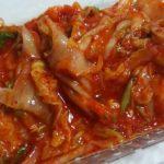 【きょうの料理】切り漬け白菜キムチの作り方を紹介!重信初江さんのレシピ