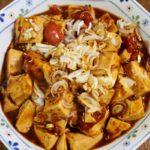 【魔法のレストラン】トマトと卵の麻婆豆腐の作り方を紹介澤田州平シェフのレシピ