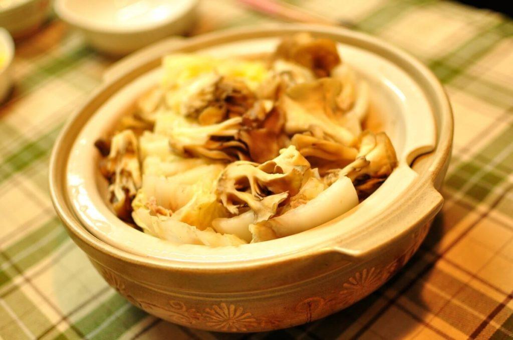 大根と豚肉のミルフィーユ鍋