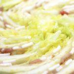 【土曜はナニする】豚肉と白菜のチーズミルフィーユ鍋の作り方を紹介!ひろのさおりさんのレシピ!