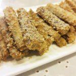 【3分クッキング】たたきごぼうの作り方を紹介!藤野嘉子さんのレシピ