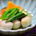 【きょうの料理】えびと長芋の含め煮の作り方を紹介!笠原将弘さんのレシピ
