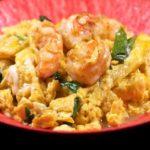 【きょうの料理】えびチリ&フワフワ卵の作り方を紹介!栗原心平さんのレシピ