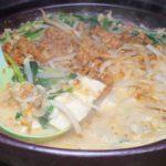 【ジョブチューン】白菜の豆乳坦々鍋の作り方!菰田欣也さんのレシピ