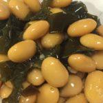 【きょうの料理】大豆昆布の作り方を紹介!土井善晴さんのレシピ