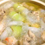 【きょうの料理】鶏手羽中と冬野菜の重ね蒸し煮の作り方を紹介!上野直哉さんのレシピ