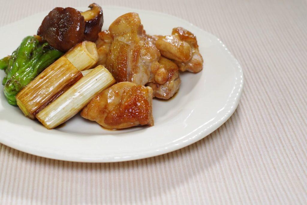冷凍肉で作る鶏肉と舞茸のマヨ炒め