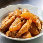 【きょうの料理】豚バラと大根の甘辛煮の作り方を紹介!上野直哉さんのレシピ
