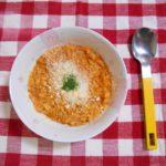 【キャスト】トマトチーズリゾットの作り方を紹介!たっきーママさんのレシピ