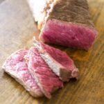 【3分クッキング】ローストビーフの作り方を紹介!藤野賢治さんのレシピ