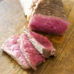 【きょうの料理】栗原はるみさんのレシピ!フライパンローストビーフの作り方を紹介!
