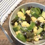 【きょうの料理】アボカドとふわとろ卵のサラダの作り方を紹介!平山由香さんのレシピ