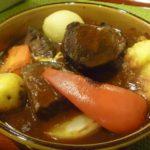 【きょうの料理】今日からキッチン!ビーフシチューの作り方を紹介!堀江ひろ子さんのレシピ