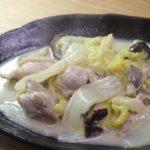 【きょうの料理ビギナーズ】白菜のクリーム煮の作り方を紹介!藤野嘉子さんのレシピ