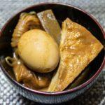 【きょうの料理】厚揚げと茹で卵のみそ煮の作り方を紹介!飛田和緒さんのレシピ
