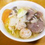 【きょうの料理ビギナーズ】白菜とつくねのクッタリ煮の作り方を紹介!藤野嘉子さんのレシピ