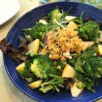 【きょうの料理ビギナーズ】ブロッコリーのナッツ和えの作り方を紹介!藤野嘉子さんのレシピ