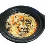 【3分クッキング】干し椎茸の炊き込みごはんの作り方を紹介!荒木典子さんのレシピ