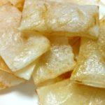【ZIP】ヘルシーおかきの作り方を紹介!粕谷浩子さんのレシピ