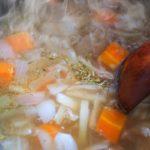 【ヒルナンデス】あさりのクリームスープカレーの作り方を紹介!印度カリー子さんのレシピ!