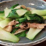 【きょうの料理】ゆーママのレシピ!麩とチンゲン菜のピリ辛中華あんの作り方を紹介!