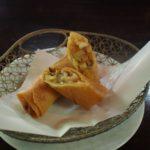 【おしゃべりクッキング】れんこん春巻きの作り方を紹介!石川智之さんのレシピ