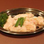 【キャスト】家庭で激うま!テッチャンの作り方を紹介!康虎哲さんのレシピ