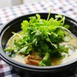 【おは朝】じゃがいもとグリーンピースのカレーの作り方を紹介!インド家庭料理レシピ