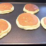 【クックルン】コムギのレシピ!ふわふわパンケーキの作り方を紹介!