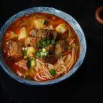 【おしゃべりクッキング】北京風あんかけ麺の作り方を紹介!石川智之さんのレシピ