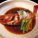 【シューイチ】キンキのレシピ!キンキの煮付けの作り方を紹介!