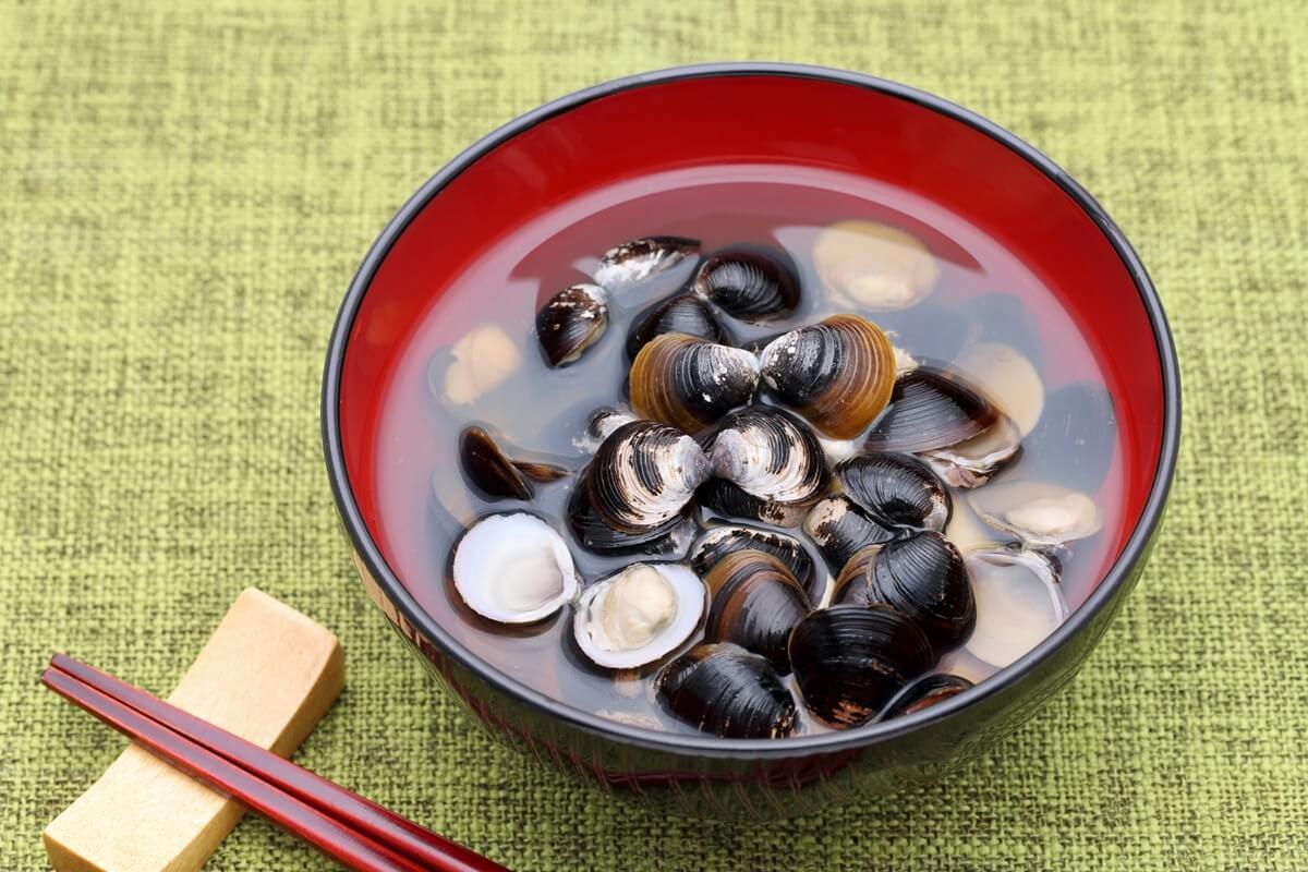 【3分クッキング】しじみ汁の作り方を紹介!田口成子さんのレシピ