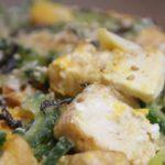 【きょうの料理】ねぎしょうがのかにたま風の作り方を紹介!ほりえさわこさんのレシピ