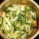 【おかずのクッキング】厚揚げと小松菜の鍋の作り方を紹介!ウー・ウェンさんのレシピ