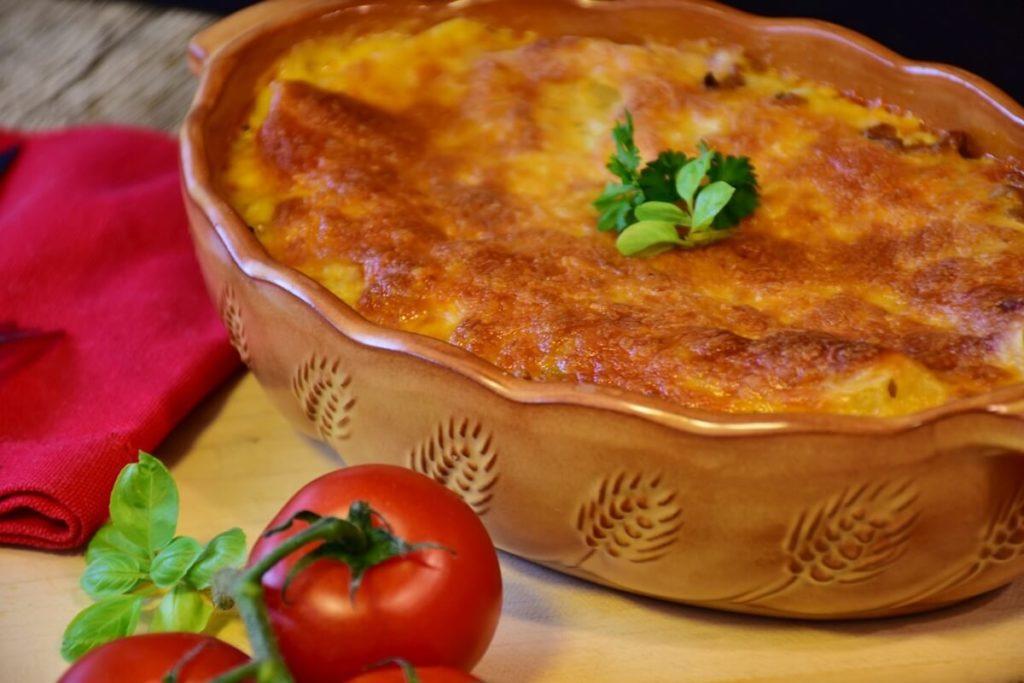 大根と餅で作る超簡単ラザニア