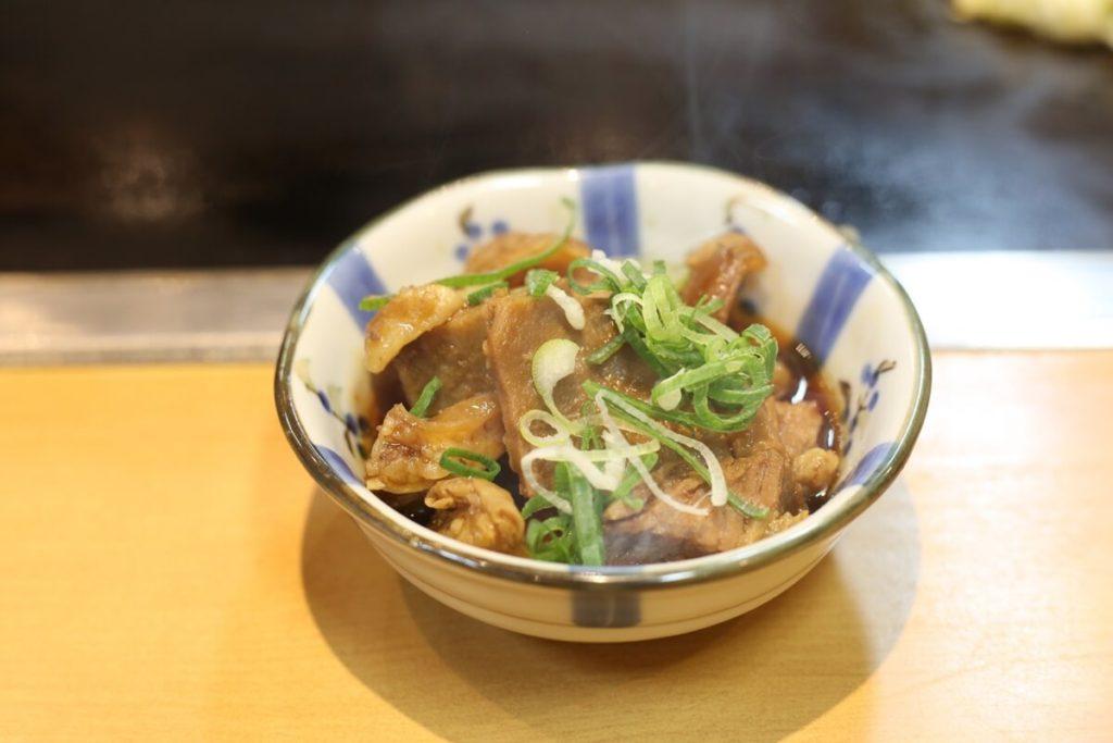 カキフライの味噌煮込み