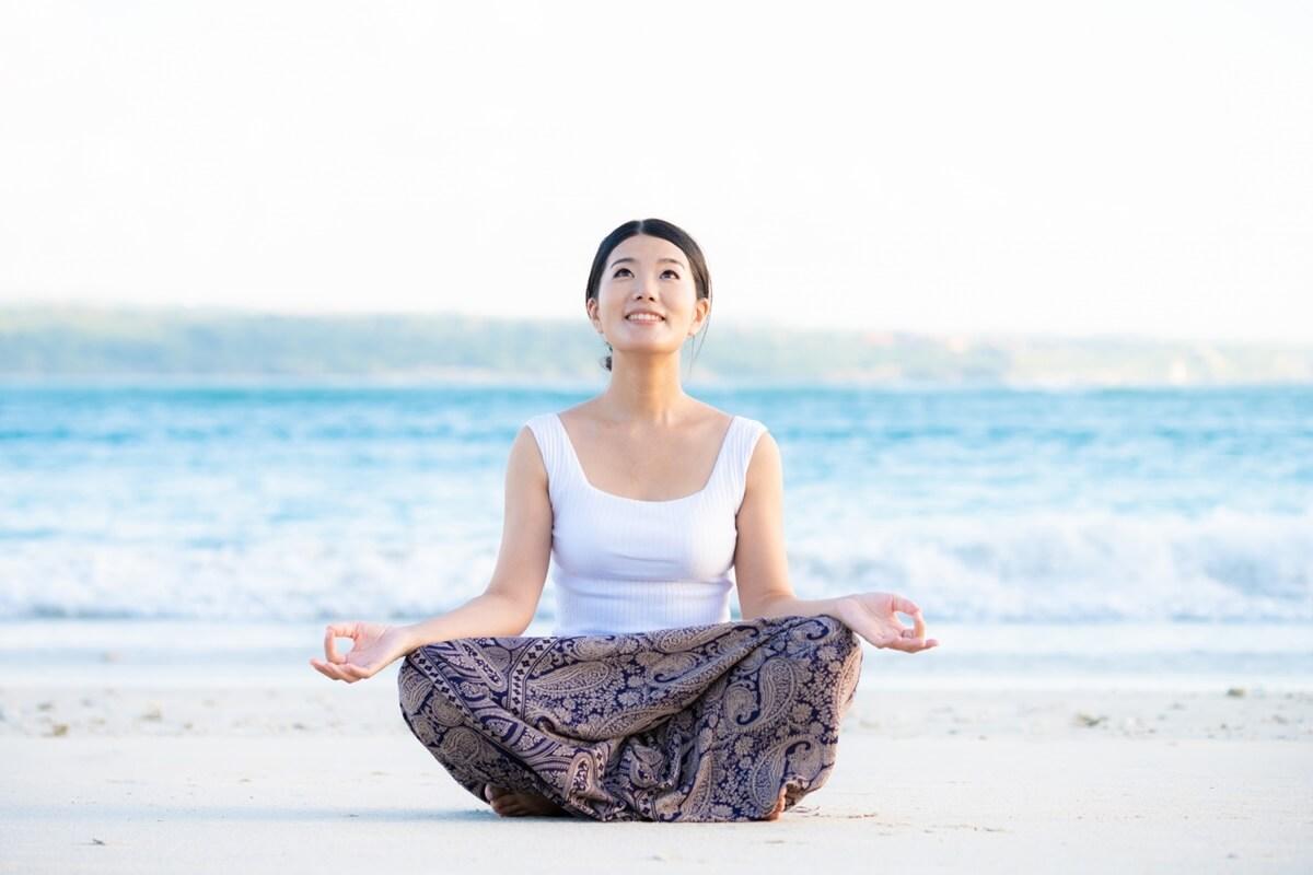 自律神経を整えるワンツー呼吸法