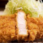 【キャスト】美味しいとんかつの揚げ方を紹介!喜多呂さんのレシピ