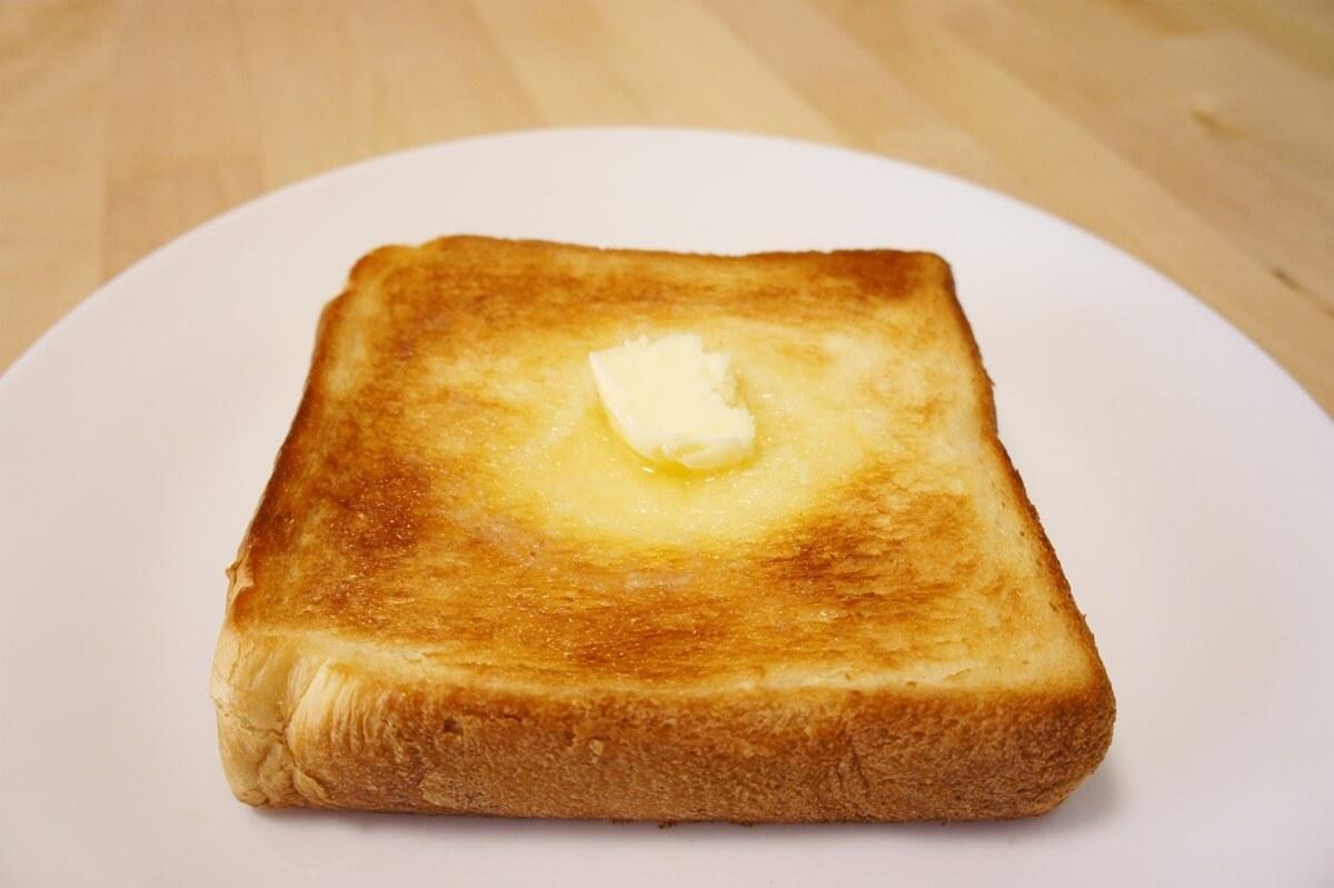 生八つ橋焼いちゃったトースト