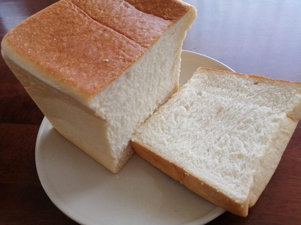 崩しコーヒーゼリーの生食パン