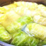 【きょうの料理】冬野菜のロール白菜の作り方を紹介!佐々木浩さんのレシピ