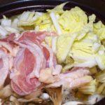 【おしゃべりクッキング】白菜と鶏の煮込みの作り方を紹介!石川智之さんのレシピ