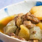 【きょうの料理】今日からキッチン!牛すじ甘辛煮込みの作り方を紹介!堀江ひろ子さんのレシピ