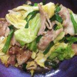 【おかずのクッキング】菜の花回鍋肉の作り方を紹介!笠原将弘さんのレシピ