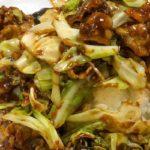 【きょうの料理】栗原はるみさんのレシピ!肉みそのホイコーローの作り方を紹介!