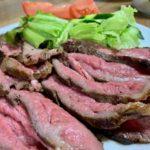 【土曜はナニする】ほったらかしローストビーフの作り方を紹介!本多理恵子さんのレシピ