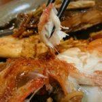 【キャスト】鯛の煮つけの作り方を紹介!料理人の魚屋入福さんのレシピ