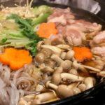 【3分クッキング】鶏すき焼きの作り方を紹介!田口成子さんのレシピ