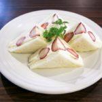 【まる得マガジン】いちごのクリームサンドの作り方を紹介!渡部美佳さんのレシピ
