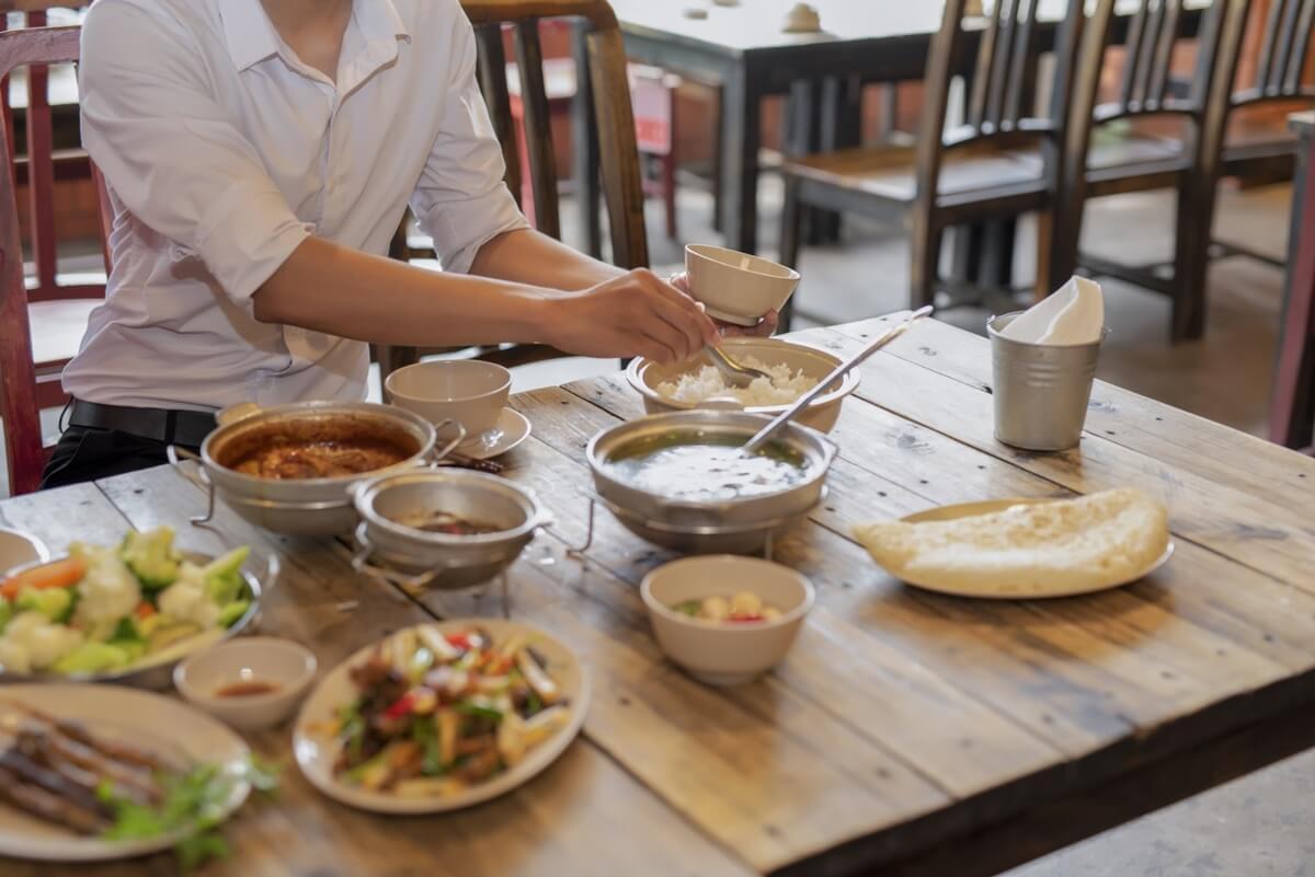 関西で味わえる外国料理店